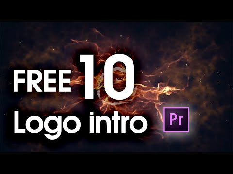 10 Logo Intro For Adobe Premiere Pro Templates Free