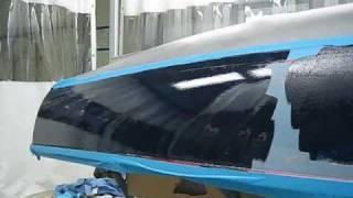 Brightside Красим лодку  1К полиуретаном
