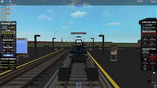 Roblox NJTR Lakemont Line: Being Conductor on Train 4365 (Pine Valley-Ocean Grove) 1/1/19