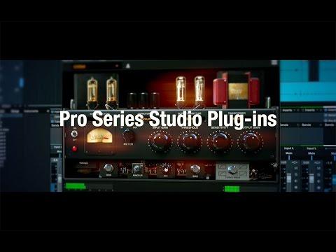 Introducing The Pro Series Studio Plug-Ins