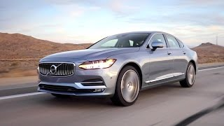 2018 Volvo S90 - Review and Road Test