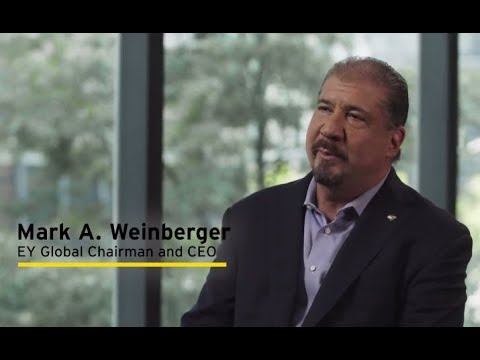 Global review 2017: EY Global Chairman and CEO Mark Weinberger