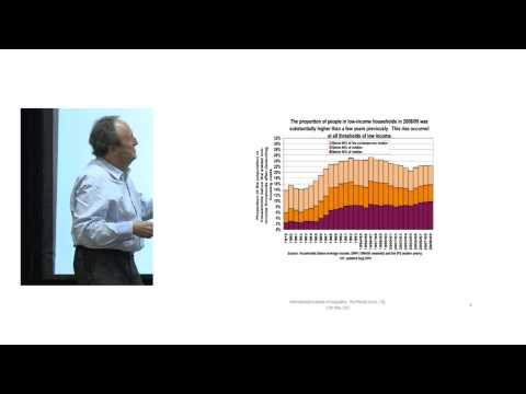 Inequality in The 21st Century - Session 1 of 4 (Video + Slides)