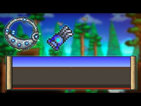 Terraria \ Mining the world