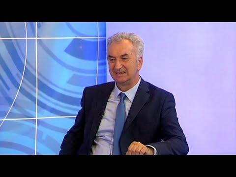 Gost - Mirko Šarović, ministar vanjske trgovine i ekonomskih odnosa BIH