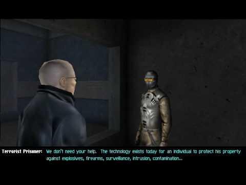 Deus Ex - NSF Interrogation