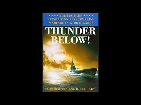 ACU 1057 Audiobook Part 2 of 2. Thunder Below!