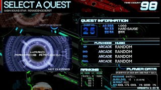 [Sabin Sound Star : RB] Extra Quest - No. 25 ~Hard Arcade Random~