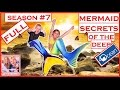 Mermaid Secrets of The Deep ~ FULL Season SEVEN with Bonus Footage | Theekholms