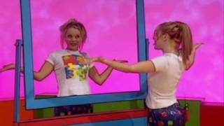 Hi-5 Kellie as Charli reflection (2001)
