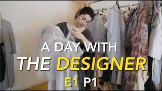 Flying Solo TV - A day with fashion designer Elena Rudenko - Part 1