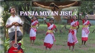 Panja Miyan' Jisu   New Santhali Christian song   Sushil Hembrom