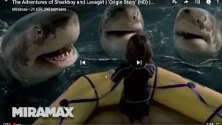 Cậu bé cá mập và cô gái nham thạch