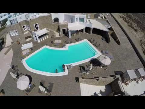 Family Retreat In Mykonos  Rocabella Mykonos Art Hotel And Spa