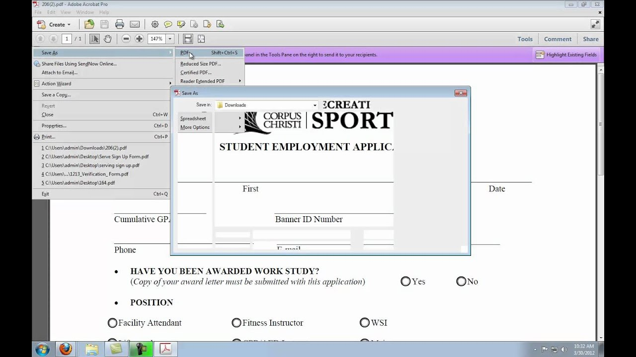 STUDENTS: How to Upload a Resume & Other Required Documents / Apply for  Jobs Online - YouTube