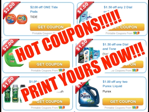photograph relating to Gain Printable Coupons named Further more Really should PrintPrintable Coupon codes: Tide, Income, Irish Spring additional!