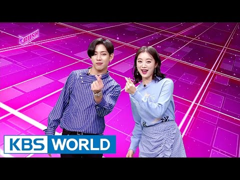 [KBS World Idol Show K-RUSH 2017.04.21] Ep.7 : Spring date with Shannon!