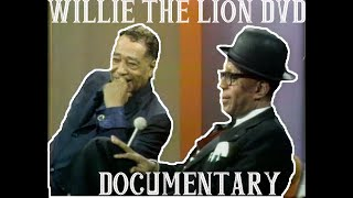 """Willie """"The Lion"""" DVD (2004) [Rare Ragtime / Swing / Early Jazz Piano / Stride Piano Documentary]"""