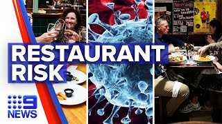 Coronavirus: Diners ordered to isolate amid restaurant positive cases | 9 News Australia