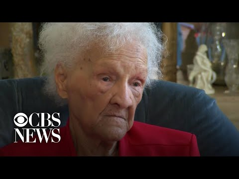 102-year-old woman being evicted from Southern California home