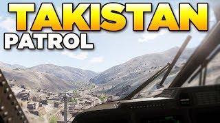 TAKISTAN PATROL | ARMA 3 Squad Gameplay