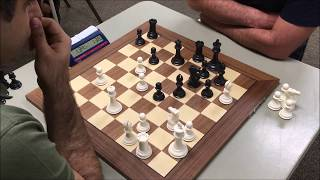 Strong Guy Plays A GM Tough To Wild Time Scramble Finish!