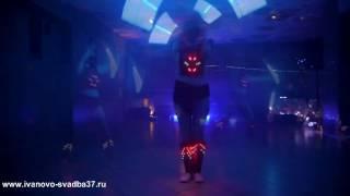Promo-ролик LED-шоу 2017 г. Иваново