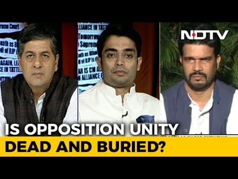 Nitish Kumar Allies With BJP: Death Of Opposition Unity?