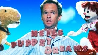 Neil Patrick Harris dreams THE LULLABYE - Neil