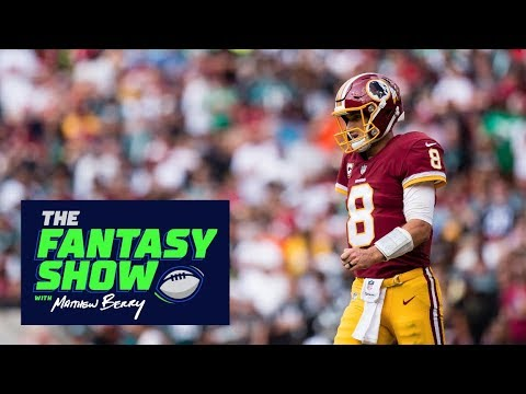 News or Noise: Kirk Cousins and Joe Mixon from Week 1 | The Fantasy Show with Matthew Berry | ESPN