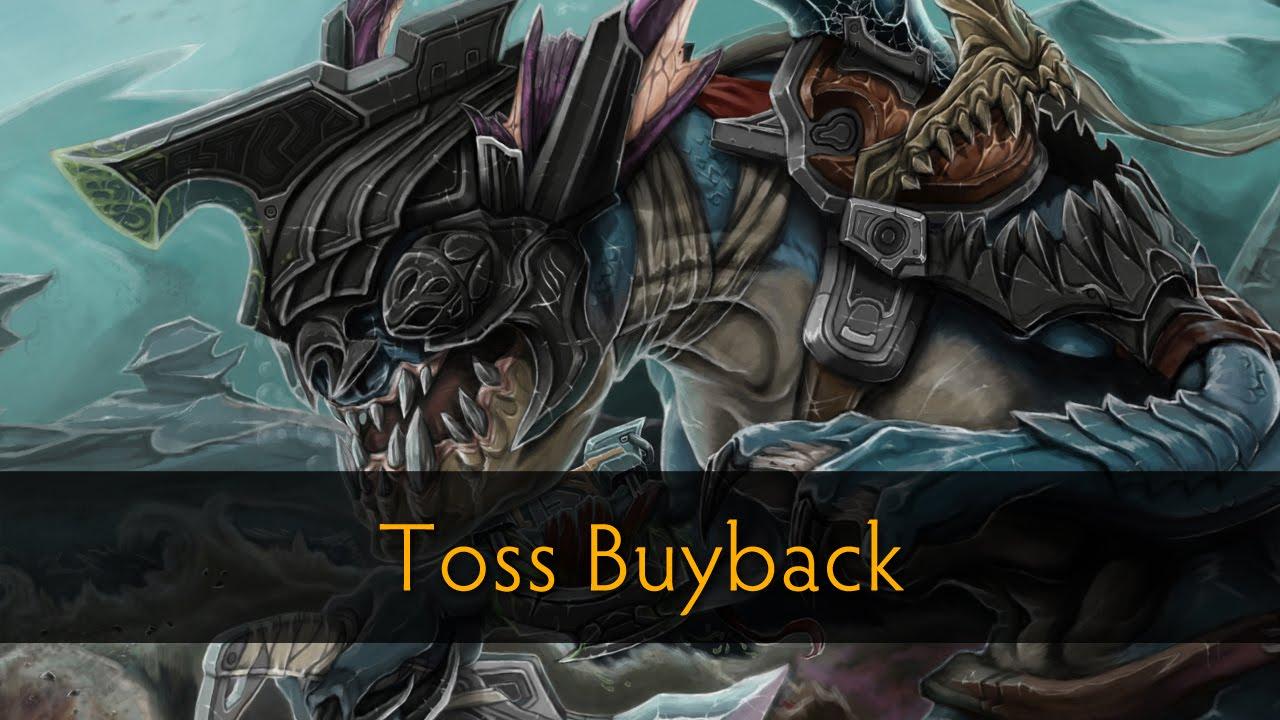 Dota 2 Buyback