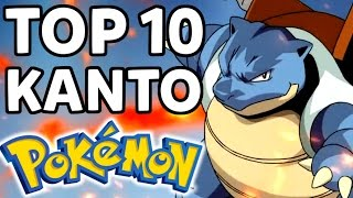 Top 10 BEST Original Pokemon