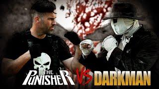 Punisher vs Darkman (2016) Short Fan Film | Directed by Trent Duncan