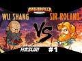 wu shang vs sir roland