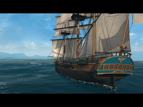Ships of Naval Action - Le Gros Ventre