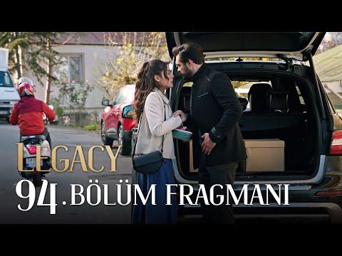 Emanet 94. Bölüm Fragmanı | Legacy Episode 94 Promo (English & Spanish subs)