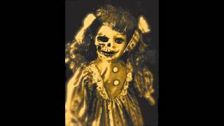 Creepy Doll Music Box