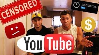Youtube hates RackaRacka #freeracka