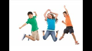 Танцуйте вместе с нами!  Детские песни для танцев