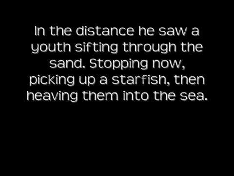 The Starfish Story - Making A Difference Everyday