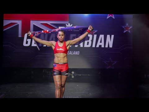 Genah Fabian is City Kickboxing's Next Breakout Star