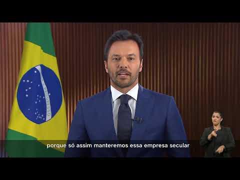 #AoVivo: Pronunciamento do ministro das Comunicações, Fábio Faria