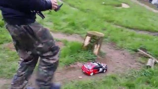 circuit 1/10 rally rc belgique 2016
