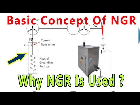 What is NGR In Tamil Neutral Grounding Resistor In Tamil - YouTube Neutral Grounding Resistor Wiring Diagram on