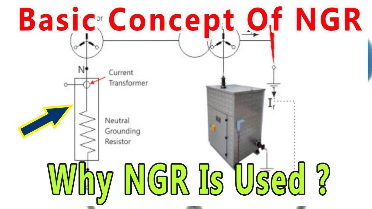 what is ngr in tamil neutral grounding resistor in tamil  neutral ground resistor schematic #11