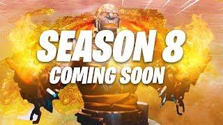 SAISON 8 FUITE! (Fortnite Battle Royale Saison 8 Infos)