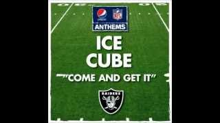 Ice Cube - Come and Get it (Oakland Raiders Theme song)