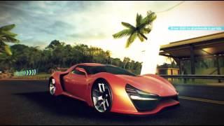 asphalt 8 Airborne Gameplay - Song Martin Garrix Animals