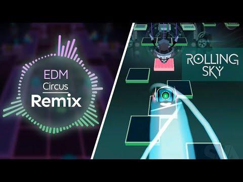 Rolling Sky - EDM Circus Remix
