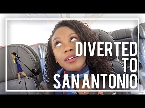 DIVERSIONS AND EARLY SIGN INS | THE REAL LIFE OF A FLIGHT ATTENDANT